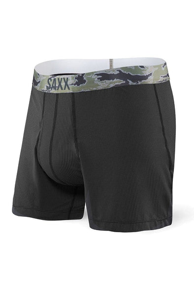 Saxx Loose Cannon Boxer Brief SXLF70F BLK