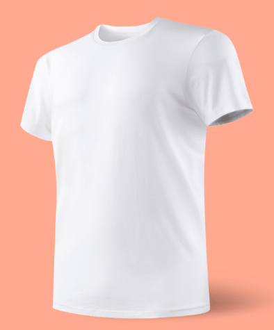 SAXX 3Six Five White Crew Neck T-Shirt