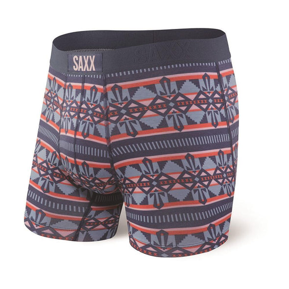 Saxx Vibe Boxer Brief Ink Trading Blanket SXBM35-ITB