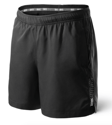 SAXX Kinetic Run Short SXRS27 Black BGB