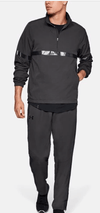 Under Armour Sportstyle Woven 1/2 Zip-1320792-019