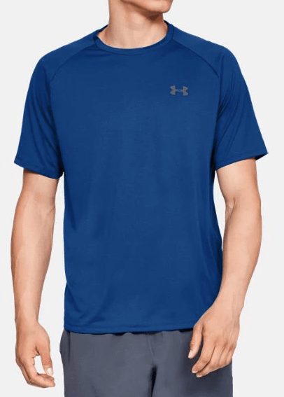 UA Tech 2.0 Short Sleeve T-Shirt - 1326413 - 400