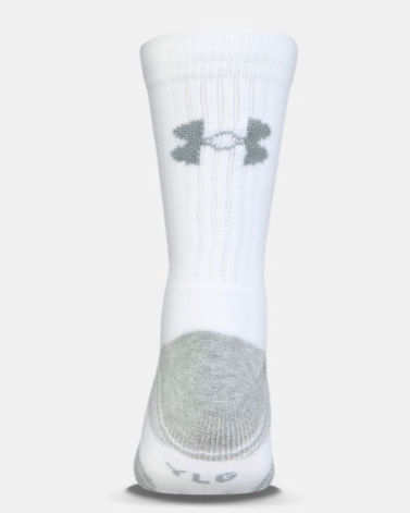 Under Armour Heat Gear Trainer Socks 130206. 4 Pack