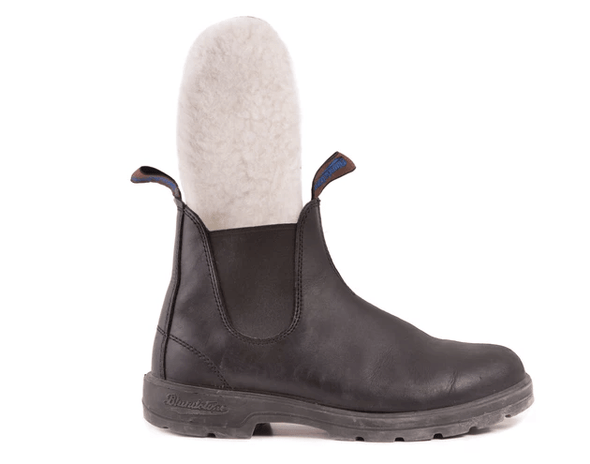 Blundstone Sheepskin Footbed - Genuine Cozy Shearling Insole