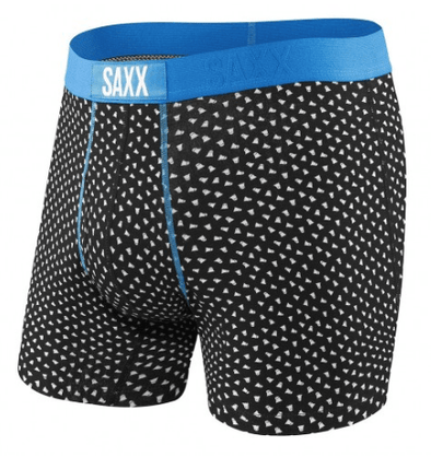Saxx Ultra Boxer Brief  SXBB30F Tiny Ghost Black TIG