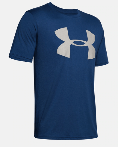 Under Armour UA American Blue Big Logo Reflective SS 1351617-449