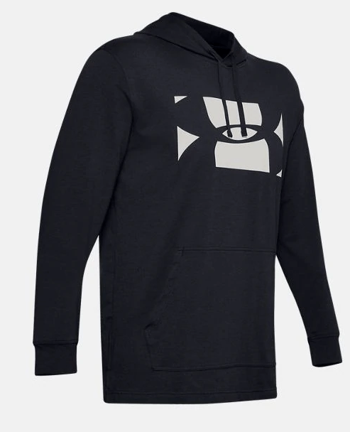Under Armour UA Black Sportstyle Hoodie 1351576-001