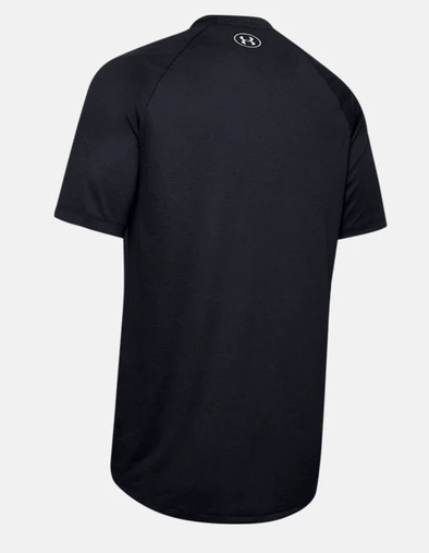 Under Armour UA Tech 2.0 Graphic SS Black T-shirt 1352052-001