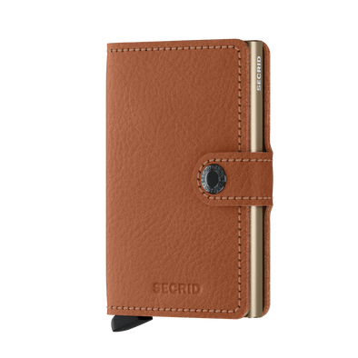Secrid Mini Wallet- Veg Caramello Sand
