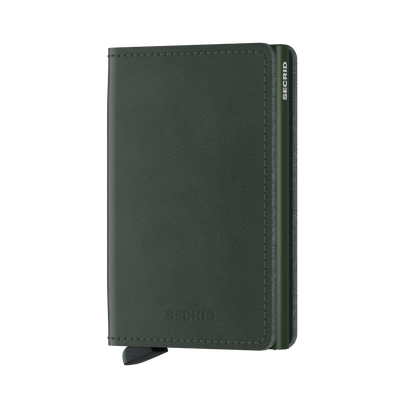 Secrid Slim Wallet -Original Green