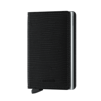 Secrid Slim Wallet - Rango Black