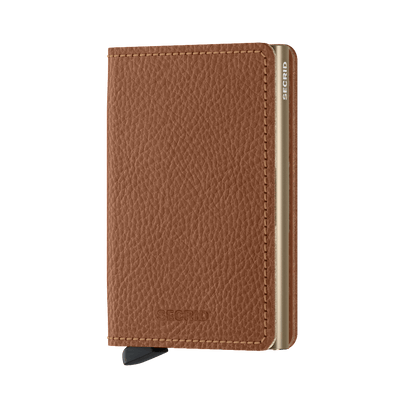 Secrid Slim Wallet- Veg Caramello Sand