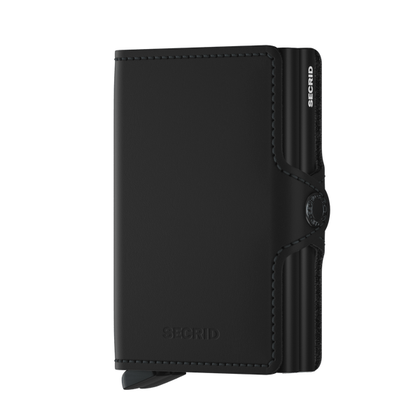 Secrid Twin Wallet - Matte Black