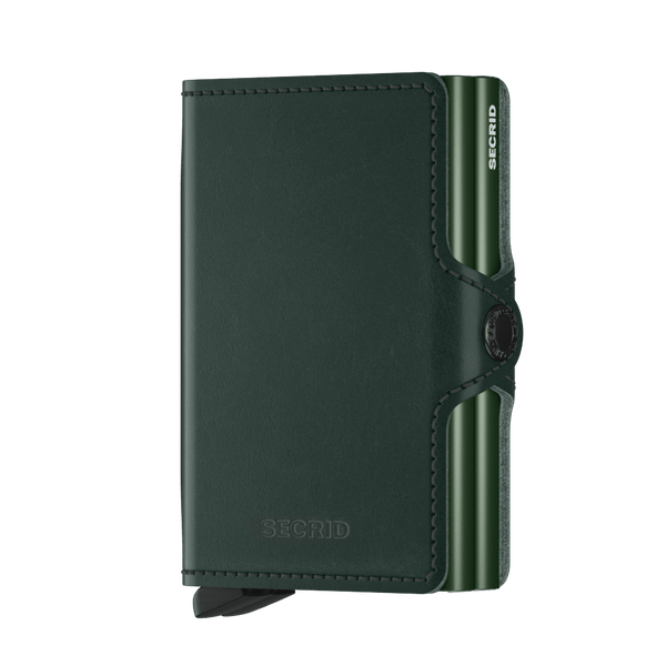 Secrid Twin Wallet - Original Green