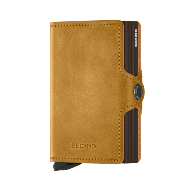 Secrid Twin Wallet - Vintage Ochre