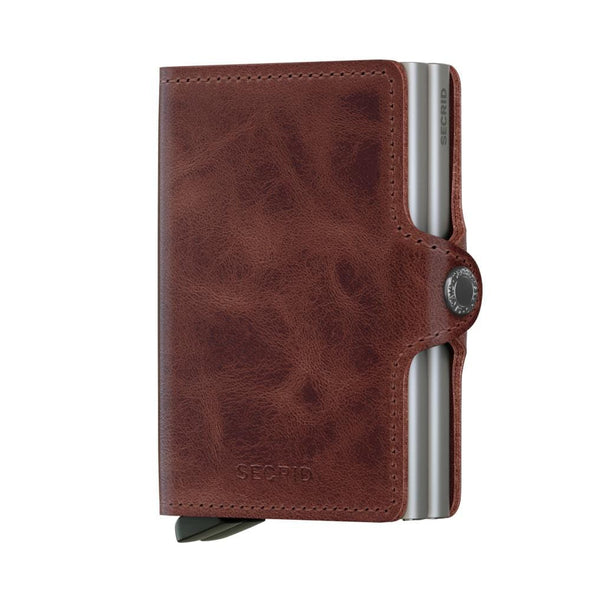 Secrid Twin Wallet - Vintage Brown