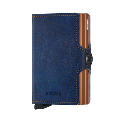 Secrid Twin Wallet - Indigo 5