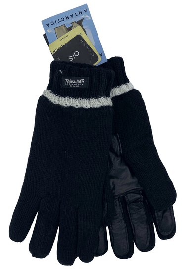 Thinsulate Wool Gloves