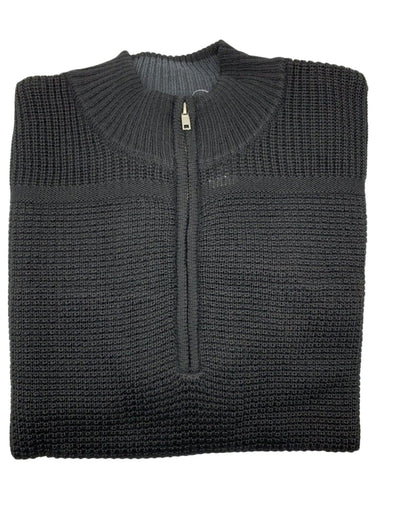 Cavori Black Quarter Zip  344617 0998