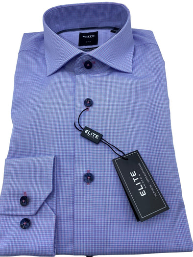 Serica Elite- E 2059015 15 Dress Shirt