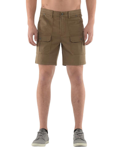 Lois Tom Cargo Pocket Short - Camel - 1816770000 - 53