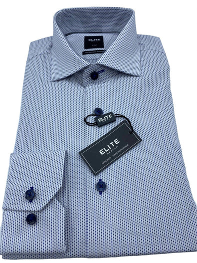Serica Elite- E 2059012 18 Dress Shirt
