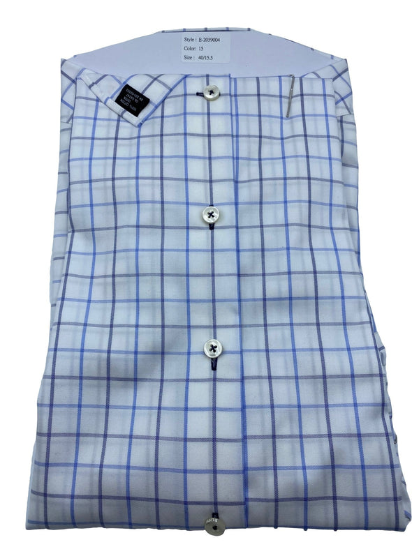 Serica Elite- E 20590004 15 Dress Shirt