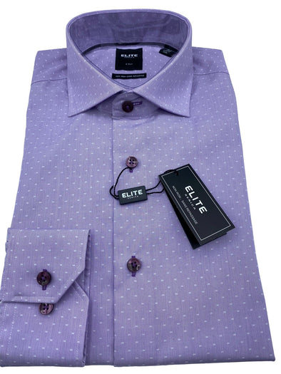 Serica Elite- E 2059014 60 Dress Shirt