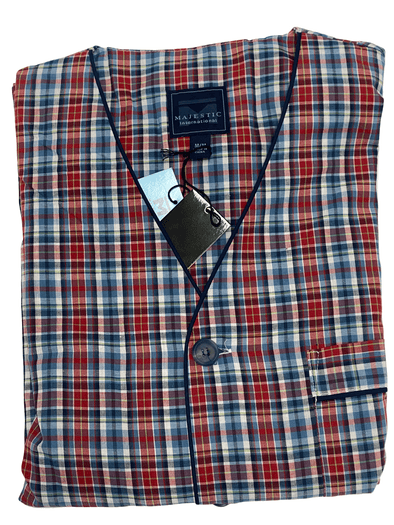 Red Blue Plaid Pyjamas 10926105 600 REDRINGER
