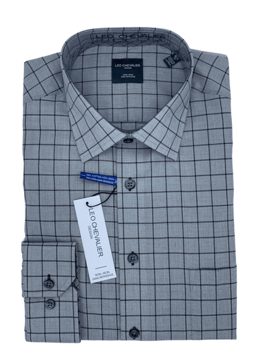 Leo Chevalier Tall Dress Shirt- 523178/QT 3237