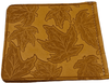 Tilley Mountain Goat Maple Leaf Card Wallet Made in Canada True Canadiana