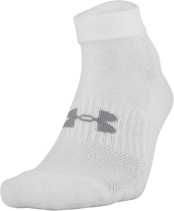 Under Armour Training Cotton Sock - White - 3pack