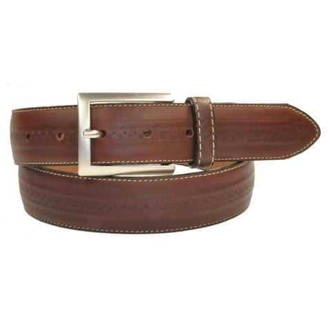 Bench Craft Leather Belt - 3544