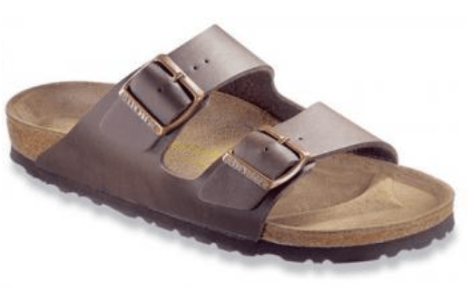 Birkenstock Arizona Birko-Flor Dark Brown - 0051701