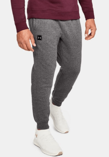Under Armour Rival Fleece Jogger Heather Grey - 1320740