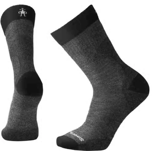 Smartwool Pro Outdoor Medium Crew Hike Sock - Black - SW001010 001