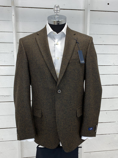Tweed Prestige Sports Coat Urgel Cut 96101 100 Size 42 R Only
