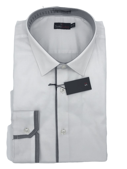 EXTRA LARGE Sotto Sopra Sport Shirt - 439419 - 0198