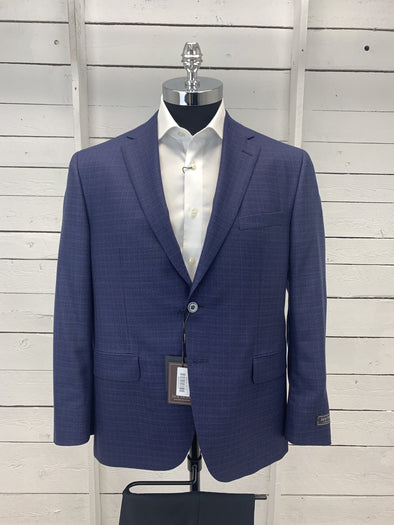Navy & Red Sport Jacket - Conway 1181134 605 44S Only