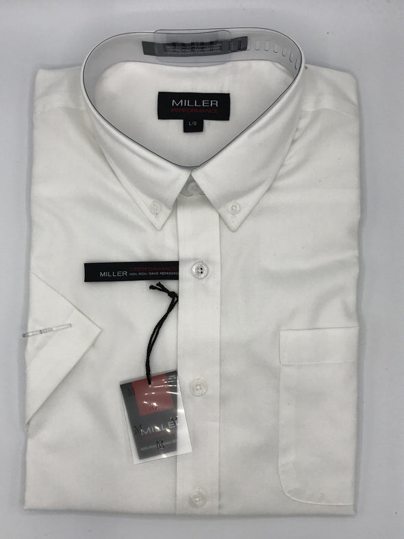 Miller Performance Short Sleeve Shirts 31712 0100