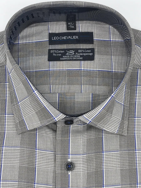 Leo Chevalier Big and Tall Sport Shirt - 427461 QT