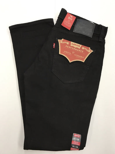 Black Denim - Levis 511