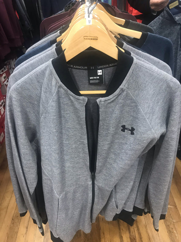 Under Armour Unstoppable Double Knit Bomber