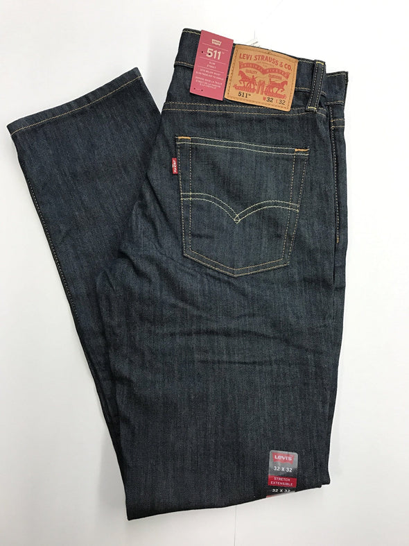 Blue Denim - Levis 511
