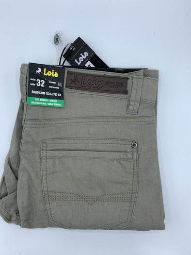 Lois Casual Summer Pant Sand - 1136-7767-51