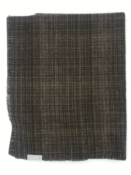 Fraas Micro Check Scarf - 686017