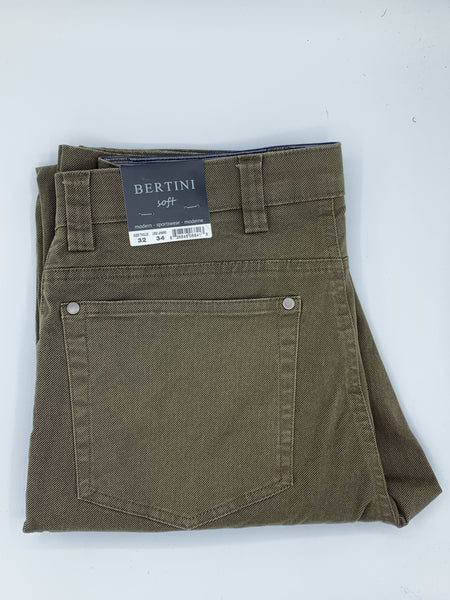 Bertini Soft Casual Pant - M1776E097 202