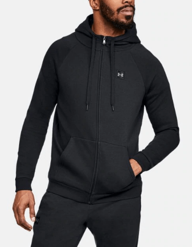 Under Armour Rival Fleece Full-Zip - 1320737 - 001 - 020