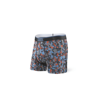Saxx Loose Cannon Boxer Brief SXLF70F Navy Tile Camo NTC