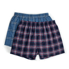 Stanfield's Woven Boxer 2 pack Big and Tall - 2579